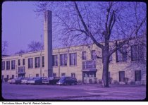 """Image of Roosevelt Annex, Indianapolis, Indiana, 1967 - On the mount is written """"Roosevelt Annex - Federal programs '67."""" It is time stamped March 1967."""