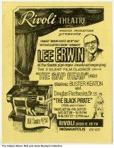 Rivoli Theatre poster for
