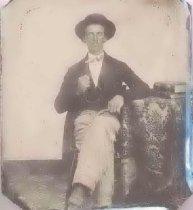 Image of Unidentified Man - P1929.3.3