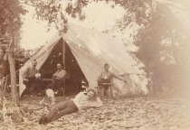 Image of Hooper Brothers Camping - P1935.5.53
