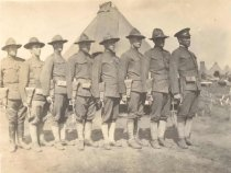 Image of Machine Gun Squad, Company C - P1935.27.559