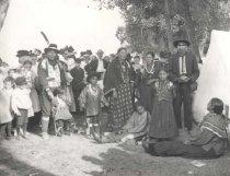 Image of Menominee Camp - P1936.3.120
