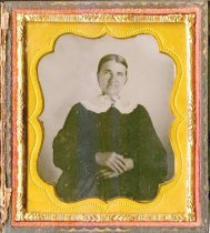 Image of unidentified older woman - P1942.6.1b
