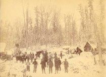 Image of Logging Camp