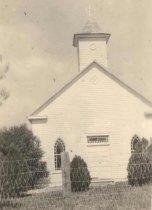 Image of Reverend Knaak's Church.