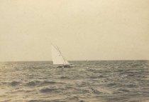 Image of Sailing Regatta on Lake Winnebago - P1956.1.7
