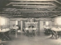 Image of Dining Hall at Camp Twin Lakes - P1969.5.10