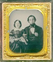 Image of unidentified couple - P1974.2.16