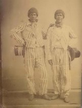 Image of Two Minstrels - P1984.2.142