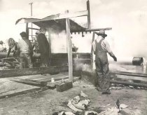 Image of Wisconsin Public Service Laying Gas Pipeline - P1989.3.49