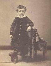 Image of Unidentified Tolman Boy