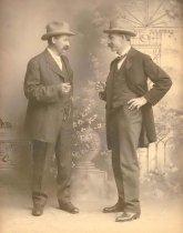 Image of Charles F. Abraham & Friend
