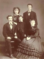 Image of Fisk Family - P2000.3.196