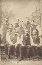 Image of Oshkosh Everetts Baseball Team - P2000.20.44