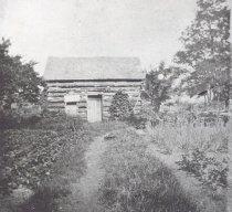Image of George F. Wright Log House - P2000.20.116