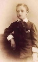 Image of Unidentified Boy