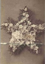 Image of Unidentified Funeral Memorial - P2000.27.161