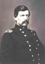 Image of Major General George B. McClellan - P2000.28.27