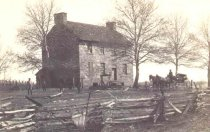 Image of Mathews' House, Bull Run Battlefield - P2000.28.89