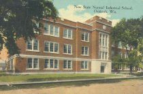 Image of State Normal  Industrial School, Oshkosh, Wisconsin. - P2000.33.61