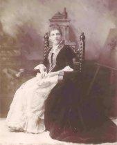 Image of Mary Eleanor Jewell Sawyer - P2001.1.48