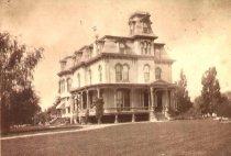 Image of Edgar Philetus Sawyer's First House - P2001.1.398