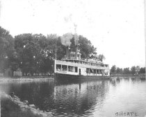 "Image of Steamboat ""Leander Choat"""