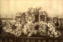 Image of Funeral Flowers - P2001.42.15