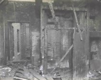 Image of Fire Damage at 308 West Randolph, Chicago - P2001.44.10