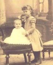 Image of Matilda & William Manser - P2002.3.252