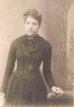 Image of Ella Meyer from Alma, WI - P2002.13.26