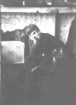 Image of Eddie and his Violin - P2002.14.80