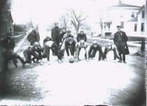 Image of Football Team - P2002.14.849