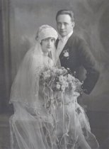 Image of Louise & Walter Bartels Wedding - P2002.16.46
