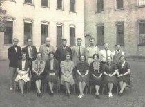 Image of Oshkosh Trunk Office Staff, 19