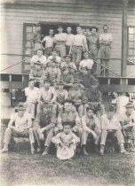 Image of Company A, 2nd Regiment, United States Marine Corps, Olongapo, Philippines. - P2003.17.4