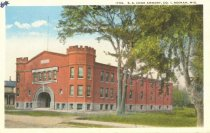 Image of S. A. Cook Armory, Neenah, Wis
