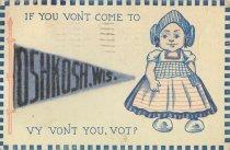 Image of Greeting Postcard - p2003.20.1319