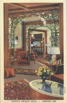 Image of A Sitting Room in the Frank Stein  Stein & Co. Store - p2003.20.346