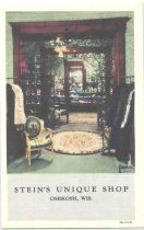 Image of A Sitting Room in the Frank Stein  Stein & Co. Store - p2003.20.347