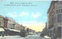 Image of North Main St. c1908 - p2003.20.571