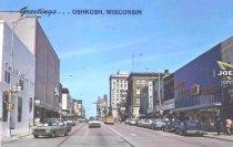 Image of North Main St. c1966 - p2003.20.598