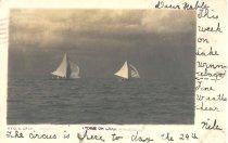 Image of Sailing on Lake Winnebago