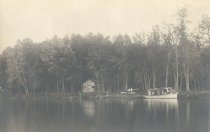 """Image of The """"Hawk"""" on the Wolf River"""