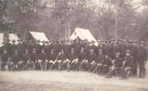 Image of Officers, 2nd Wisconsin National Guard - P1934.2.1