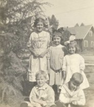Image of Betty Fell and Friends