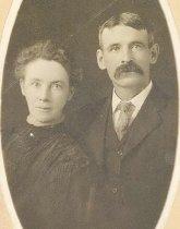 Image of Lawrence T. & Sarah J. Clancy Allen - P2005.10.7