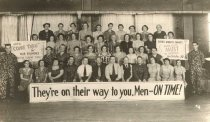 Image of Oshkosh B'Gosh Employees during World War II - P2004.55.4