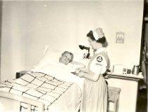 Image of Red Cross Volunteer - P2005.24.156