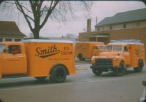 Image of Smith Ice Cream Delivery Trucks - P2005.67.40